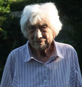 Margery in 2014